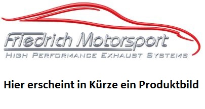 76mm Downpipe mit Sport-Kat. Suzuki Swift Sport (AZ/RZ)